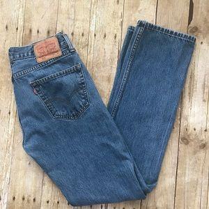 Levi's 505 Jeans 30x34